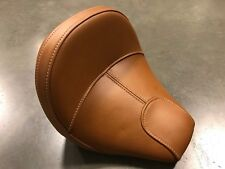 OEM Indian Motorcycle Scout Tan Driver Seat 2687307-05 Q