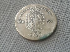OLD SILVER COIN 1855