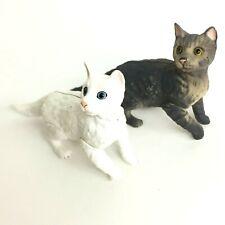 Choco Egg Mini Figure Cat LaPerm 2 pcs Set Furuta Japan