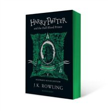 Harry Potter and the Half-Blood Prince - Slytherin Edition 9781526618290