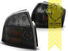 Rückleuchten Heckleuchten für Audi A4 B6 8E Limousine Klarglas schwarz