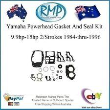 1 x New Yamaha Powerhead Gasket & Seal Kit 9.9-15hp 1984-1986 # 682-W0001-03