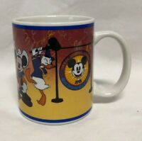 Walt Disney World Resorts1995 Disneyana Convention Ceramic Coffee Mug Exclusive