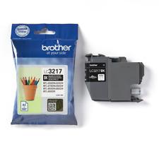 GENUINE AUTHENTIC BROTHER LC3217BK BLACK INK CARTRIDGE