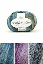 Whisper Lace Yarn from Fibra Natura- 440 Yds. Wool/ Silk Beautiful Blend
