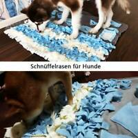Cat Pet Snuffle Mat Nose Training Dog Toy Work Ruffle Game Puzzle Toys Sniffing