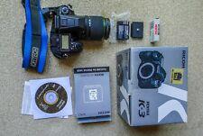 Pentax K K-3 23.4MP Appareil Photo Reflex Numérique-Noir (Kit avec DA AF 18-135 mm objectif WR)