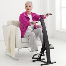 Pedaliera Riabilitazione Braccia Gambe Cyclette Dual Cycle Ginnastica Passiva