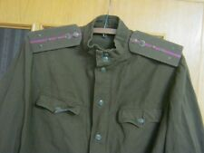 before 1958 SOVIET UNIFORM HALF WOOLLEN BLOUSE OF captain - infantryman SIZE 54