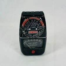 Vintage GE Exposure Meter With Case Type DW-48 # 2789 H Photography