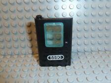 LEGO® Eisenbahn 1x Tür schwarz links mit Fenster 4182 aus 5590 F557