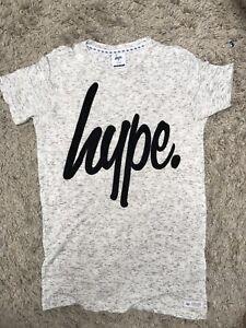 Hype JUST HYPE TShirt Medium As New
