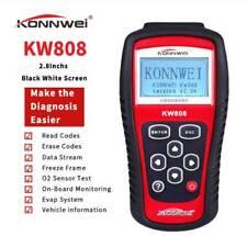KW808 OBD Code Reader OBD2 Scanner MS509 Car Check Engine Fault Diagnostic Tool