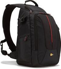 CASE LOGIC DCB308 SLR CAMERA LENS SLING BAG PROTECTIVE CASE BRAND NEW BACKPACK