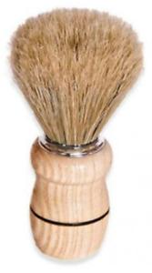 Star Shaving Brush Mens Male Beard Handle Luxury Bristle Shave Tool Natural orgn