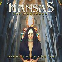 Kansas - The Pracher: Magnum Opus Live '89 (2015)  CD  NEW/SEALED  SPEEDYPOST