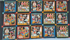 ANTIQUE TOYLAND ~ fabric panel vintage toys