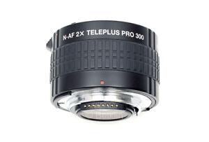 Kenko Teleplus PRO 300 DGX 2x Teleconverter NIKON Autofocus Tele Converter