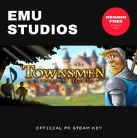 TOWNSMEN - A KINGDOM REBUILT (PC) Steam Key Region Free