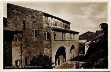 Primi '900 Agnani Palazzo Bonifacio VIII Vista Esterna Tetti FP B/N