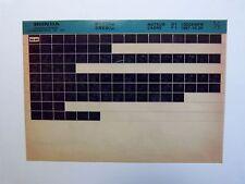 MICROFICHE MOTO HONDA :  SRX 50 w / SRX 90 w de 1997