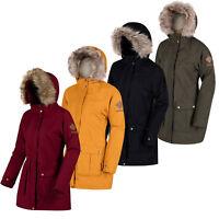 Regatta Womens Schima II Waterproof Parka Jacket