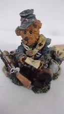 Byods Bears figurine Stonewall The rebel  EBB-72283-02  5'' 1995 IOBox