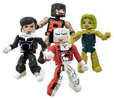 SDCC 2012 Marvel Alpha Flight Minimates 4-pk Guardian Comic Con Exclusive