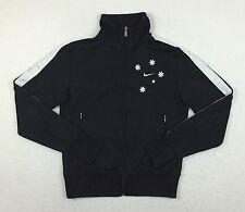 Nike N98 Australian Open Nadal Black Tennis Track Jacket Women's Medium M 372250