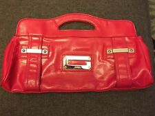 GUESS Pink Clutch, Gently Used & In Great Condition