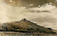 1930s RPPC Tuzigoot National Monument AZ Yavapai Co. Santa Fe Camera Shop
