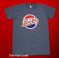 New  Pepsi More Bounce To The Ounce Vintage Retro Mens T-Shirt