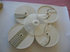 Oster Regency Kitchen Center salad maker replacement blades Lot 5