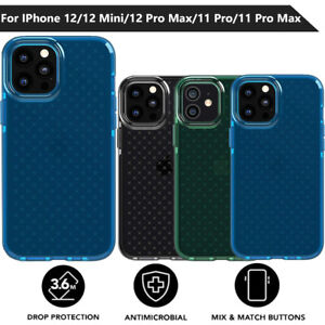 Tech 21 Evo Check Case For Apple iPhone 12/ Pro Max/ Mini Protection Cover