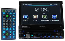 "Planet Audio P9759B 7"" Single-Din In-Dash Car DVD/CD Receiver w/Bluetooth USB/SD"