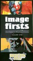 FIRSTS COMPENDIUM #1 TPB, 1st print (2015 IMAGE Comics) ~ NM Comic Book