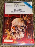 Slayer - South of Heaven. Cassette Tape Plays Well Thrash Metal MG