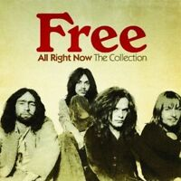Free - All Right Now: The Collection (NEW CD)