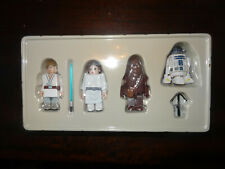 Kubrick Star Wars Early Bird Kit Luke Leia R2D2 Chewbacca US seller