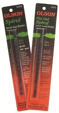 Olson   Spiral Scroll Saw Blades