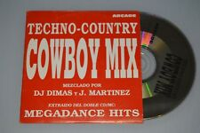 Techno-Country - Cowboy mix. CD-Single Promo (ESP)