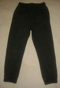 Boys Next Black Pull On Jogger Jeans age 10 years, height 140cms 100% cotton NEW