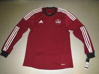 Spieler Trikot 1 FC Nürnberg Home LS 13/15 Orig Adidas Gr M L XL player issue