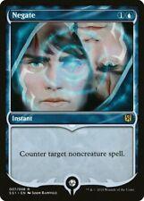 Negate Signature Spellbook: Jace NM Blue Rare MAGIC THE GATHERING CARD ABUGames