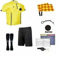 One Stop Soccer Premium Referee 9 Piece Package