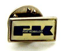 Pin Spilla FIAT Kobelco