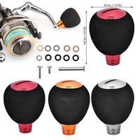 Durable EVA + Metal Fishing Reel Handle Power Knob For Casting Spinning Reels SA