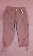 #7836 THE NORTH FACE WOMEN'S CASUAL PANTS SIZE 4 GOOD USED