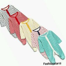 Spotted 100% Cotton Outfits & Sets (0-24 Months) for Boys