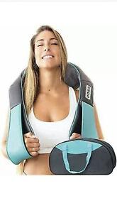 Invospa Kneading Heated Shiatsu Massager for Neck, Back/Shoulders